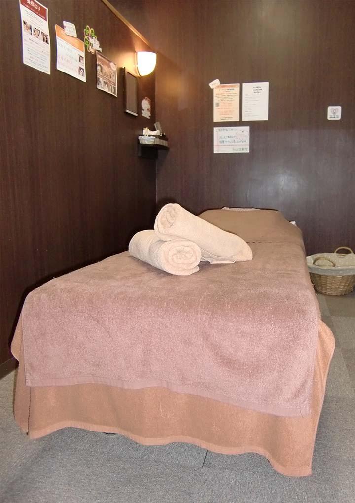 和み治療院のホームページトップ画像7